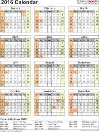 School Calendar Template 2015 2020 2016 Calendar Template Download Free Clipart