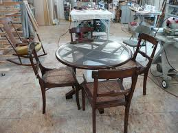 dining room table table designs with glass top small glass dining table for 2 round extending