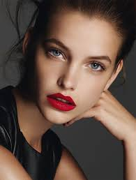 pin itsharetweet believe it or not you can rock a red lip with no eye makeup