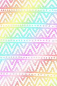 pastel aztec pattern wallpaper. Pastel Rainbow Aztec Wallpaper To Pattern