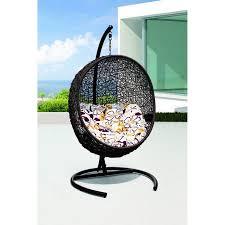 patio rattan egg chair garden