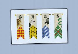 Harry Potter Cross Stitch Patterns