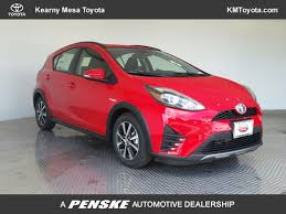 2018 New Toyota Prius c Three at Kearny Mesa Toyota Serving Kearny ...