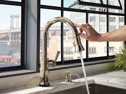 Touch kitchen faucets Lowes Phage Press Things You Should Know Before Buying Touchless Kitchen Faucet