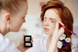 makeup artist wedding