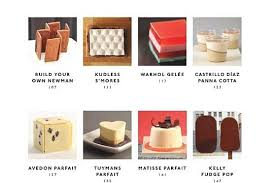 Baking Books: Modern Art Desserts, Where The Pastry Arts + Museum Art  Collections Collide