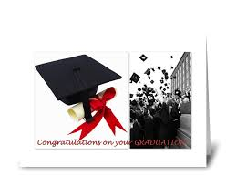 Congratulations On Your Graduation Send This Greeting Card