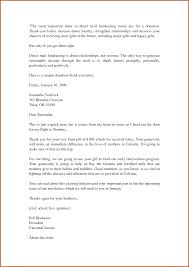 Thank You Letter For Gift Thank You Letter For Gift Sop Example 8