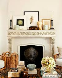 Love this Living Room - Fireplace & Styling of Decor on the mantel & the  coffee table by Mark D.