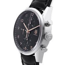 tag heuer carrera calibre 1887 automatic chronograph 43mm