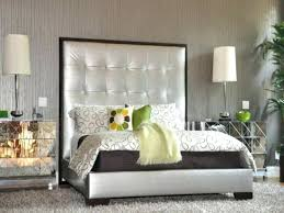 ... Full size of Tall White Tufted Headboard Queen Lorraine Tufted Tall Bed  Headboard Tall Upholstered Headboard ...