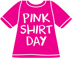 Pink shirt day began in 2007 when a student in nova scotia was bullied for wearing a pink shirt to school. Owlkids Celebrate Pink Shirt Day Owlkids
