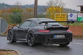 2018 porsche 911 gt3 rs.  porsche 2018 porsche 911 gt3 rs spied to porsche gt3 rs 1
