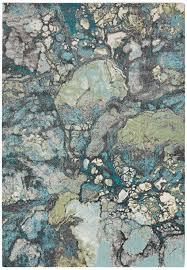 amazing art carpet arbor grayteal area rug reviews wayfair in teal and gray area rug