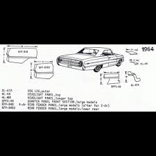 ford falcon turn signal wiring diagram images ford pickup wiring diagram on 1963 ford thunderbird parts