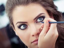 yes black makes anyone look slimmer and definitely more gorgeous so with the right makeup technique along with your beautiful lbd it will make your