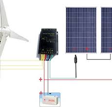eco worthy 24 volt 600 watt wind solar power system 1pc 12v 24v