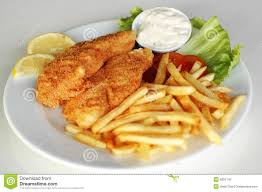 Image result for clipart fish dinner