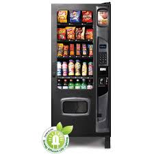 Soda Vending Machine Size Mesmerizing Buy Dual Zone Snack And Soda Vending Machine 48 Selections