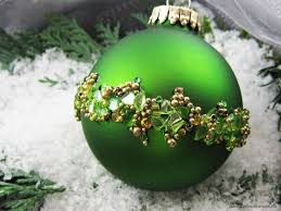 Weihnachtsdeko Christbaumkugel Grün 6 Cm Dekorrand 1