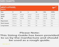 Nike Basketball Socks Size Chart Sizing Free Charts Library