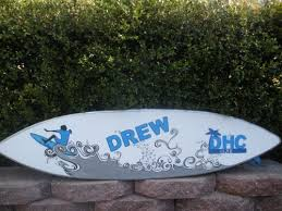 4ft surfboard wall decor art sign hand painted personalized custom on hand painted surfboard wall art with 4ft surfboard wall decor art sign hand painted personalized custom