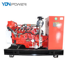 <b>China 50kw 62.5kVA</b> Cummins Biogas Electric <b>Generator</b> with CHP ...