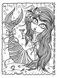 Mermaid Wonders A Mindful Coloring Book
