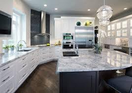 arctic white quartz. Philadelphia Arctic White Quartz Kitchen Contemporary With Range Hood Blue Shade I