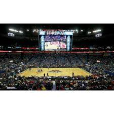Smoothie King Center Basketball Seating Chart Smoothie King Center Events And Concerts In New Orleans