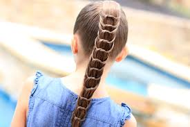 Quick Cute Ponytail Hairstyles The Knotted Ponytail Hairstyles For Girls Cute Girls Hairstyles