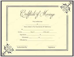 microsoft office certificate template ms office marriage certificate template microsoft office samples