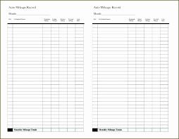 Free Excel Mileage Log Excel Mileage Log Template Stanley Tretick