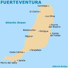 map of fuerteventura airport (fue) orientation and maps for fue Antigua Airport Map Antigua Airport Map #41 antigua airport terminal map