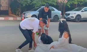 هبة مبروك.. ناشطة مصرية تثير الجدل بإعلان زواجها من كلب (صور - فيديو) - مدى  بوست