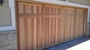 custom wood garage doors in denver co