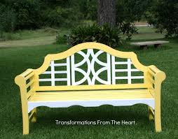 Mexican Hand Painted Bench  Craft Ideas  Pinterest  Painted Hand Painted Benches