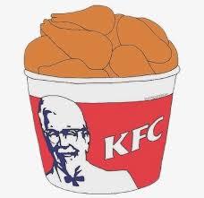 bucket of fried chicken clipart. Kfc Family Bucket Fried Chicken PNG Image And Clipart Intended Of