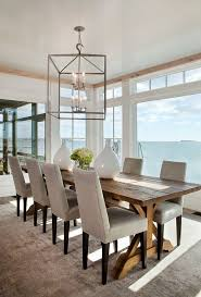 interior design ideas the table dining chairs and lighting in this dining room are from lillian august