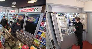 Cigarette Vending Machine Uk Cool Time For A New Tillpoint Hero Scottish Local Retailer Magazine