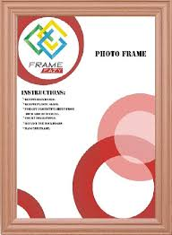 frameeazy lw photo picture frame 70cm x 100cm 27 55x39in pine