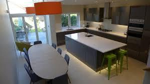 kitchen diner side return extension