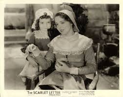 was the punishment that hester prynne recieved in the scarlet the scarlet letter 1934 film