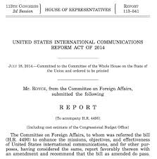 Hr Report Simple Report Language On HR 48 Strengthens Journalistic Integrity
