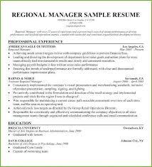 Property Manager Job Description Samples Good Regional Property Manager Resume And Job Description