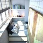 Сделать диванчик для балкона