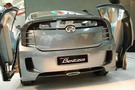 perodua new release carPerodua Bezza concept  perodua sales online