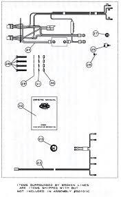 cmc pt 130 tilt and trim 13001 13002 parts s n pt014853 014857 cmc pt 130 parts at Cmc Jack Plate Wiring Diagram