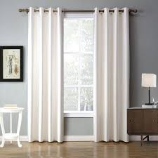And 8 Solid White Curtain For Bedroom Decorative Blackout Window ...
