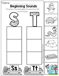 This resource is the worksheet version of the boom cards. Pin On Preschool